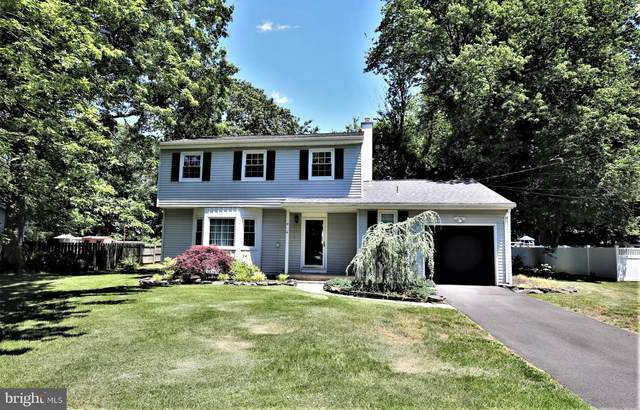 10 Marilyn Drive, CRANBURY, NJ 08512 (#NJME297934) :: The Steve Crifasi Real Estate Group