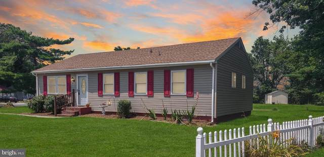129 Ruby Circle, HURLOCK, MD 21643 (#MDDO125646) :: Better Homes Realty Signature Properties
