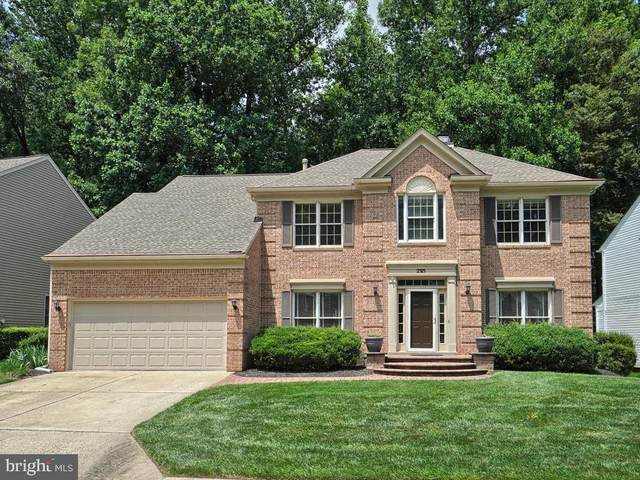 2315 Fort William Drive, OLNEY, MD 20832 (#MDMC714562) :: Great Falls Great Homes