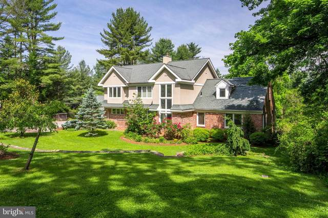 1318 N Spring Mill Road, VILLANOVA, PA 19085 (#PAMC654912) :: The Lux Living Group |  Berkshire Hathaway HomeServices