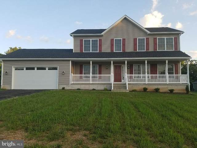 111 Fennec Fox Lane, SHENANDOAH JUNCTION, WV 25442 (#WVJF139322) :: Arlington Realty, Inc.