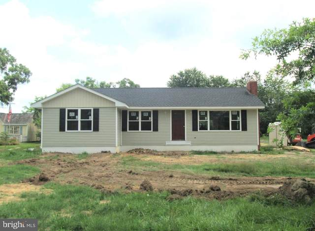 206 Sunrise Avenue, RIDGELY, MD 21660 (#MDCM124210) :: Brandon Brittingham's Team