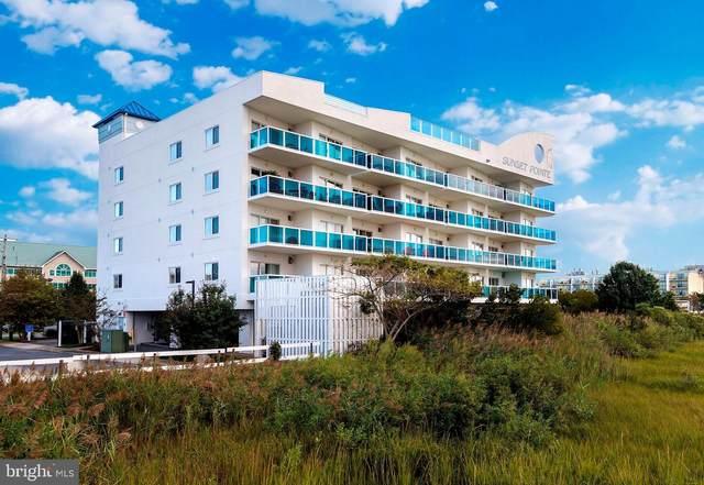 105 63RD Street #401, OCEAN CITY, MD 21842 (#MDWO114872) :: Atlantic Shores Sotheby's International Realty