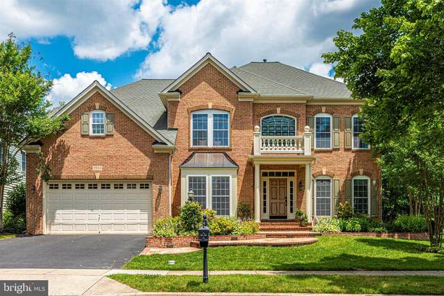 3634 Denison Street, FREDERICK, MD 21704 (#MDFR266816) :: Ultimate Selling Team