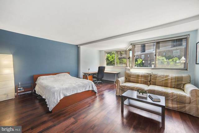 922 24TH Street NW #114, WASHINGTON, DC 20037 (#DCDC475620) :: The Team Sordelet Realty Group