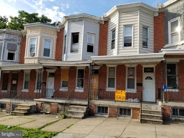 2941 Westwood Avenue, BALTIMORE, MD 21216 (#MDBA515804) :: The Redux Group