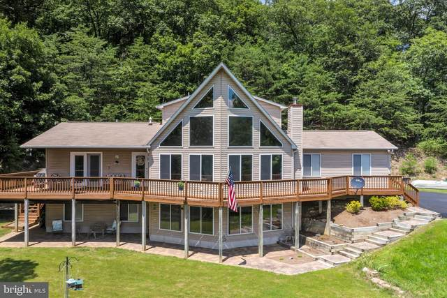 1715 Pilgrims Way, BENTONVILLE, VA 22610 (#VAWR140712) :: John Lesniewski | RE/MAX United Real Estate