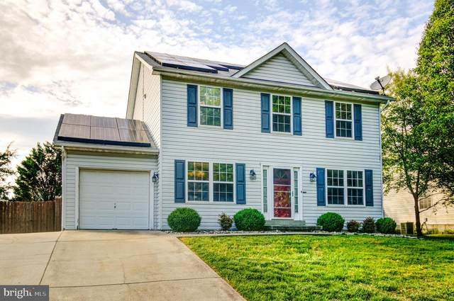 2325 Rolling Meadows Street, WALDORF, MD 20601 (#MDCH215288) :: AJ Team Realty