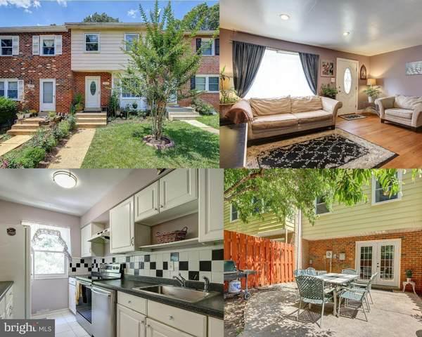 14430 Filarete Street, WOODBRIDGE, VA 22193 (#VAPW498780) :: Pearson Smith Realty
