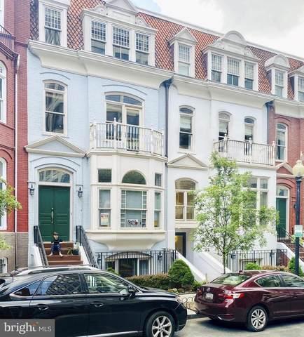 1830 Jefferson Place NW #20, WASHINGTON, DC 20036 (#DCDC475654) :: LoCoMusings