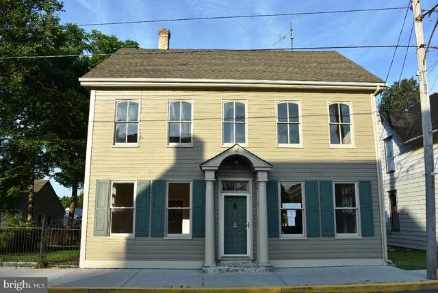 121 South Main, MERCERSBURG, PA 17236 (#PAFL173640) :: The Steve Crifasi Real Estate Group