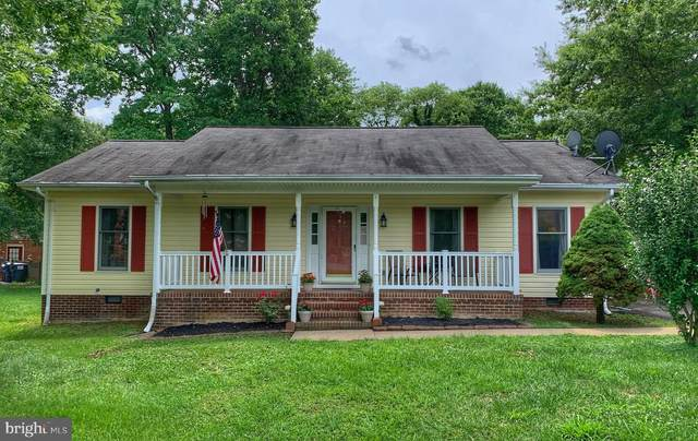 16 English Oak Circle, FREDERICKSBURG, VA 22408 (#VASP223236) :: RE/MAX Cornerstone Realty