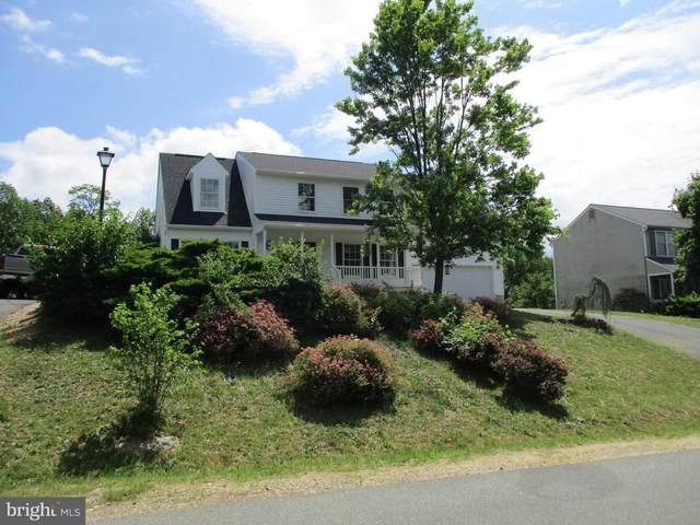 11819 Falcon Ridge Drive, FREDERICKSBURG, VA 22407 (#VASP223238) :: CR of Maryland