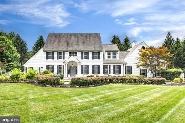 36 Sandy Ridge Road, STOCKTON, NJ 08559 (#NJHT106314) :: Shamrock Realty Group, Inc