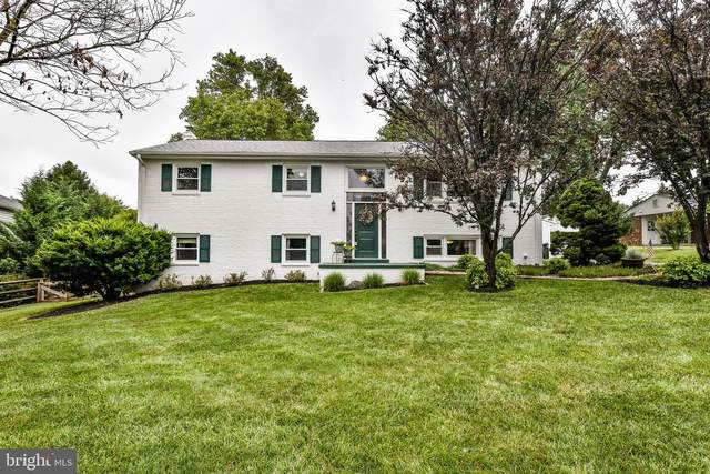 13514 Floris Street, HERNDON, VA 20171 (#VAFX1138992) :: The Miller Team
