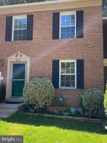 6413 Old Scotts Court, SPRINGFIELD, VA 22152 (#VAFX1138994) :: Certificate Homes