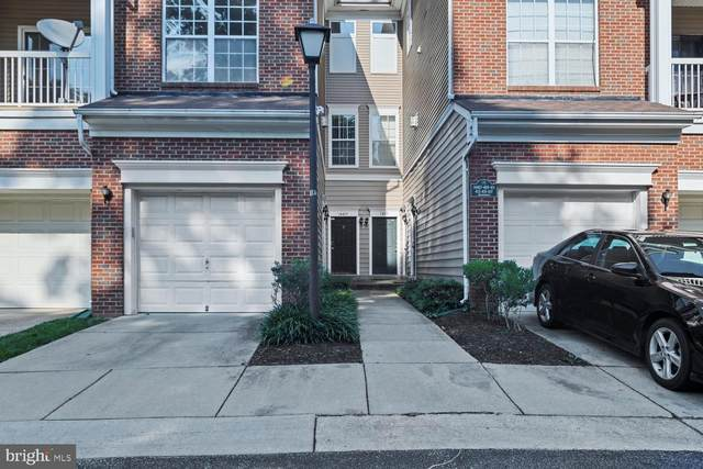 14415 Hampshire Hall Court #1008, UPPER MARLBORO, MD 20772 (#MDPG573236) :: The Bob & Ronna Group