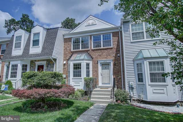 2712 Hunters Gate Terrace, SILVER SPRING, MD 20904 (#MDMC714644) :: The Riffle Group of Keller Williams Select Realtors