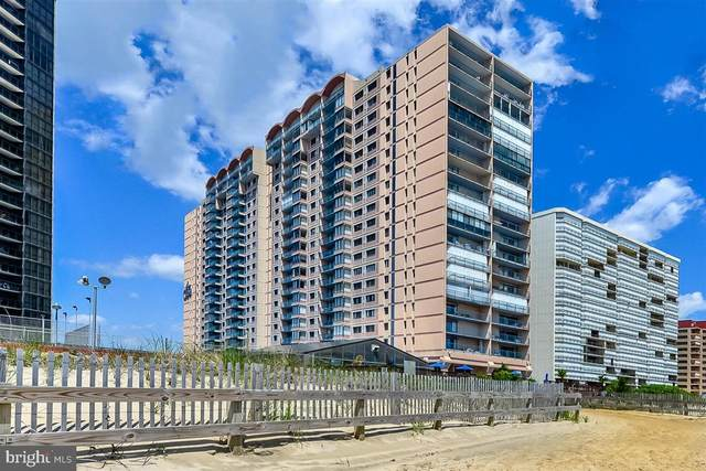 11000 Coastal Highway #603, OCEAN CITY, MD 21842 (#MDWO114884) :: The Allison Stine Team