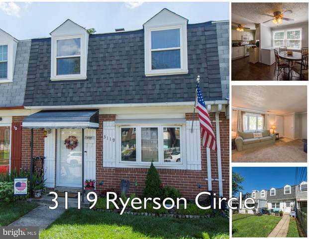 3119 Ryerson Circle, BALTIMORE, MD 21227 (#MDBC498828) :: Lucido Agency of Keller Williams