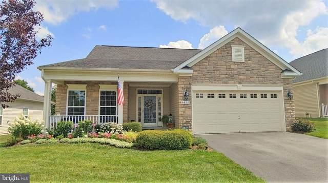 5622 Cedar Mountain Court, FREDERICKSBURG, VA 22407 (#VASP223242) :: The Steve Crifasi Real Estate Group