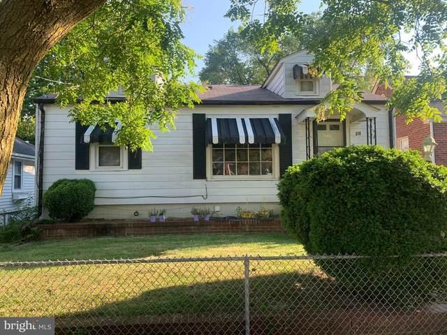 318 Liberty Avenue, WINCHESTER, VA 22601 (#VAWI114724) :: John Smith Real Estate Group