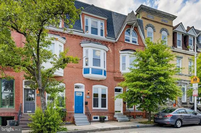 2410 N Calvert Street, BALTIMORE, MD 21218 (#MDBA515872) :: The Matt Lenza Real Estate Team