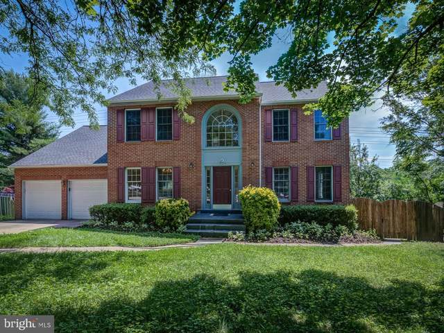 12535 Misty Water Drive, HERNDON, VA 20170 (#VAFX1139038) :: Tessier Real Estate