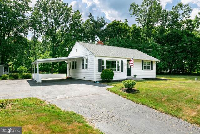 204 Route 31 S, PENNINGTON, NJ 08534 (#NJME297982) :: RE/MAX Advantage Realty