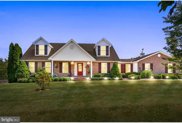 410 Glenville Road, HANOVER, PA 17331 (#PAYK140868) :: Iron Valley Real Estate