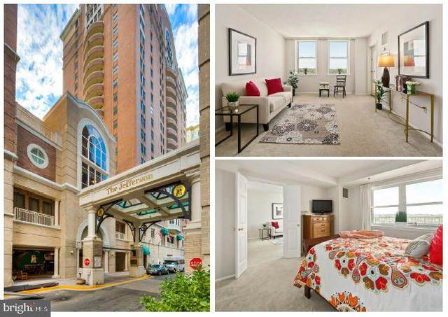 900 N Taylor Street #1808, ARLINGTON, VA 22203 (#VAAR165378) :: Ultimate Selling Team