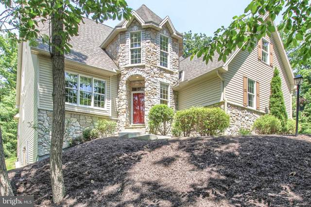 701 Cur Lee Lane, BOILING SPRINGS, PA 17007 (#PACB125284) :: The Joy Daniels Real Estate Group