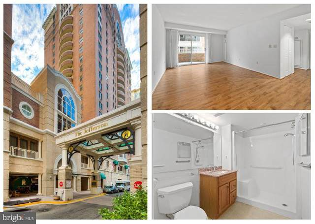 900 Taylor Street #929, ARLINGTON, VA 22203 (#VAAR165380) :: Ultimate Selling Team