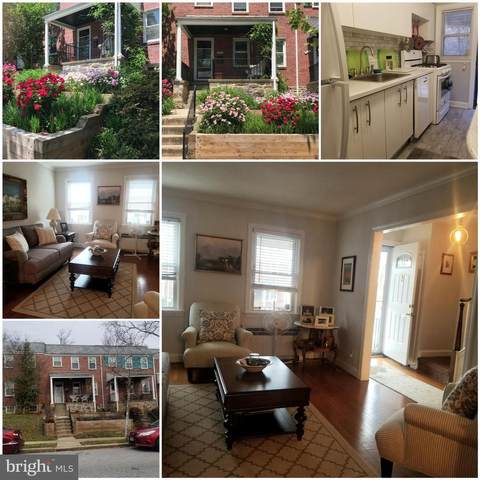 902 Chestnut Hill Avenue, BALTIMORE, MD 21218 (#MDBA515878) :: Advance Realty Bel Air, Inc