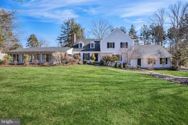 100 Hunt Drive, PRINCETON, NJ 08540 (#NJME297984) :: Tessier Real Estate