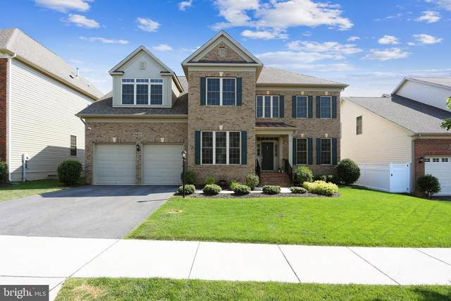 10831 Glowing Hearth Way, MONROVIA, MD 21770 (#MDFR266846) :: Tessier Real Estate