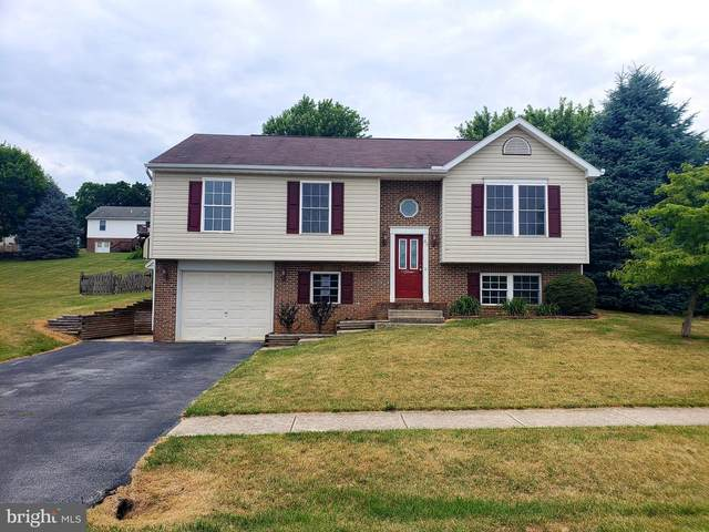 80 Amanda Drive, SMITHSBURG, MD 21783 (#MDWA173244) :: Radiant Home Group
