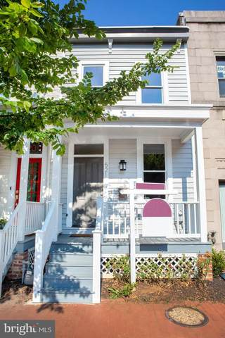 521 11TH Street SE, WASHINGTON, DC 20003 (#DCDC475704) :: Corner House Realty