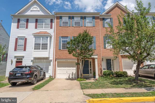 2496 Clover Field Circle, HERNDON, VA 20171 (#VAFX1139050) :: The Denny Lee Team