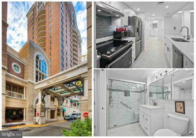 900 N Taylor Street #611, ARLINGTON, VA 22203 (#VAAR165386) :: Ultimate Selling Team