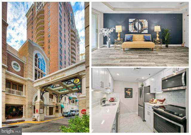 900 Taylor Street #707, ARLINGTON, VA 22203 (#VAAR165388) :: Ultimate Selling Team
