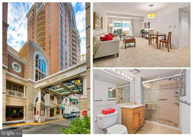900 N Taylor Street #1129, ARLINGTON, VA 22203 (#VAAR165394) :: Ultimate Selling Team