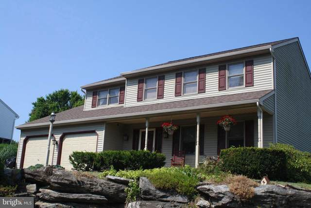 505 Woodcrest Drive, LANCASTER, PA 17602 (#PALA166036) :: The Dailey Group