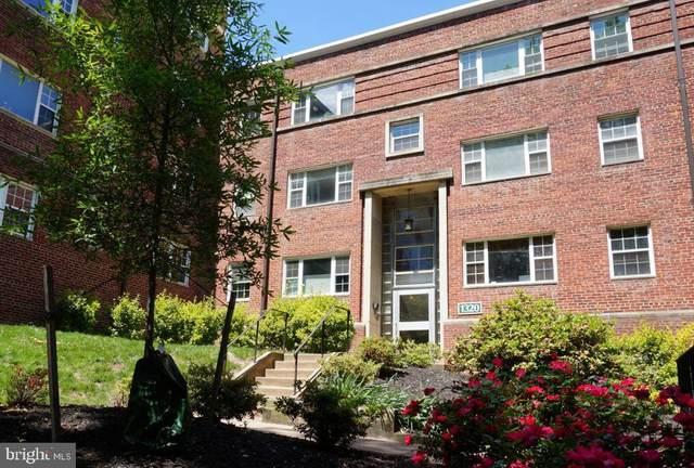 1320 Fort Myer Drive #812, ARLINGTON, VA 22209 (#VAAR165398) :: Shamrock Realty Group, Inc