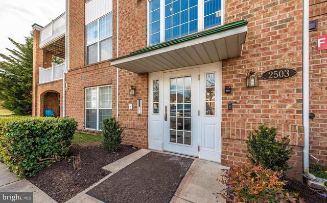 2503 Coach House Way 3B, FREDERICK, MD 21702 (#MDFR266850) :: Bruce & Tanya and Associates