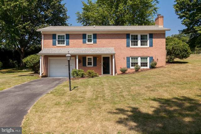 10854 Oak Valley Drive, HAGERSTOWN, MD 21740 (#MDWA173246) :: John Smith Real Estate Group