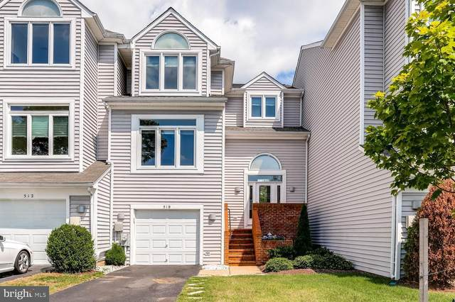 510 Martingale Lane, ARNOLD, MD 21012 (#MDAA439220) :: ExecuHome Realty