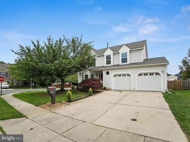 1411 Silverspot Court, FREDERICK, MD 21703 (#MDFR266852) :: Ultimate Selling Team