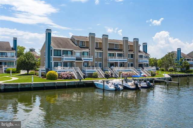 220 N Heron Drive #2205, OCEAN CITY, MD 21842 (#MDWO114906) :: ExecuHome Realty