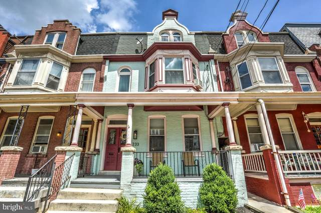 233 E Clay Street, LANCASTER, PA 17602 (#PALA166046) :: Younger Realty Group
